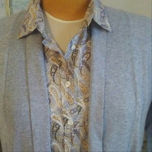 The Perfect Shirt by J. Crew in Paisley